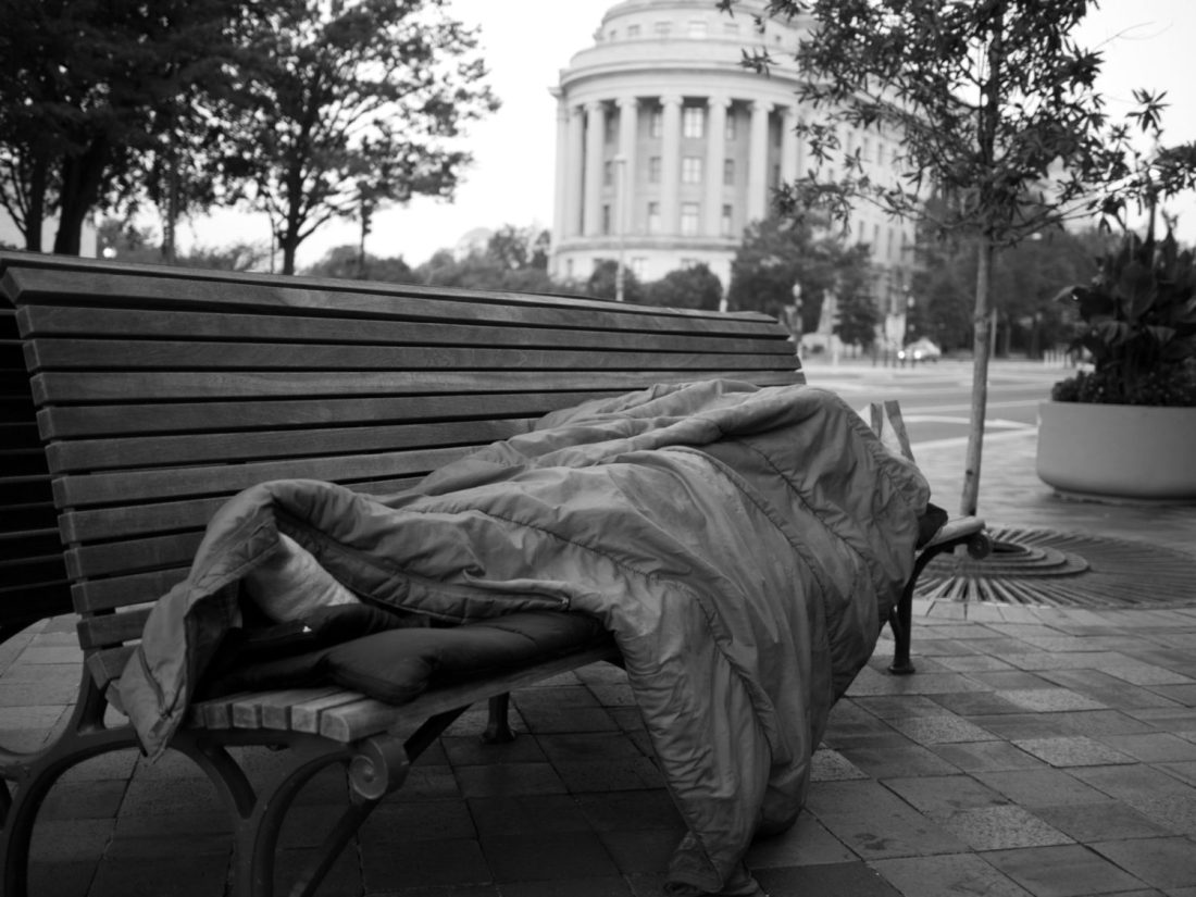Homeless DC